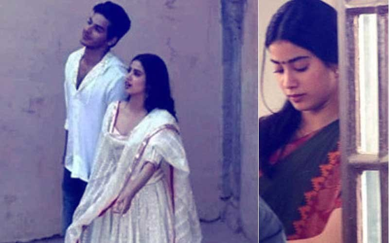No Mobiles, Please! Dhadak Makers Ban Cell Phones On The Sets Of Janhvi-Ishaan Starrer