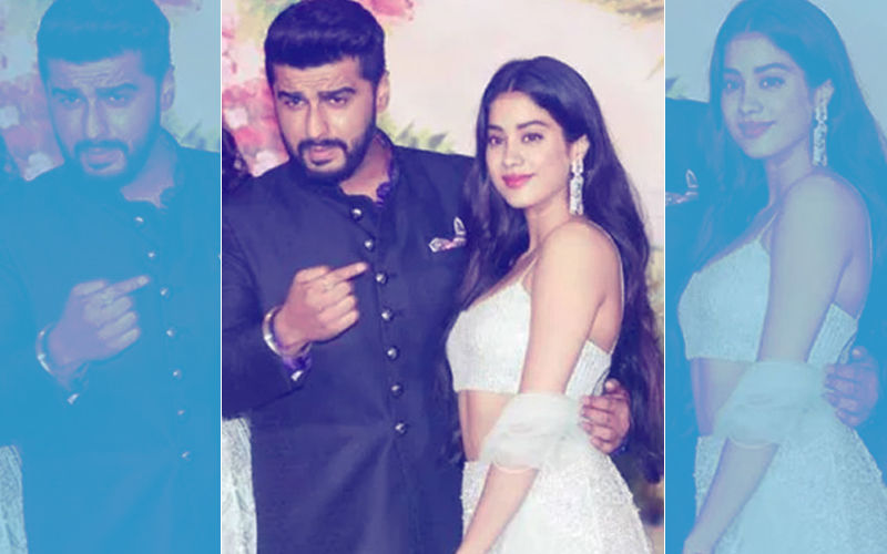 Arjun Kapoor Pens An Emotional Post For Janhvi; Sister Replies, 'I'll Make You'll Proud, Promise'
