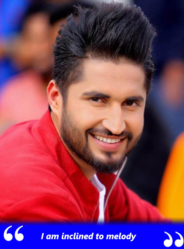 jassi gill is all smiles for the camera