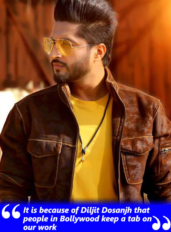 jassi gill poses for a pic