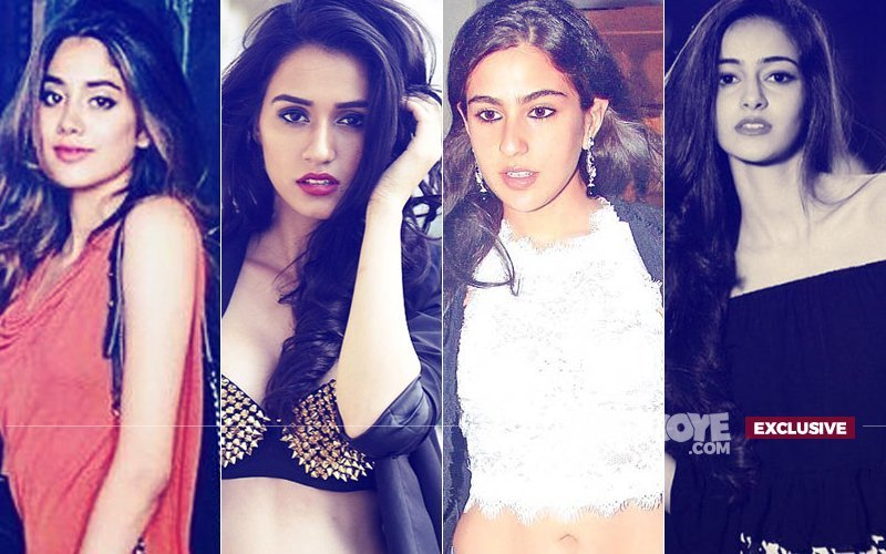 BUZZ: No Jhanvi Kapoor/ Disha Patani/ Sara Ali Khan, It's Chunky Pandey's Daughter Ananya In Student Of The Year 2!