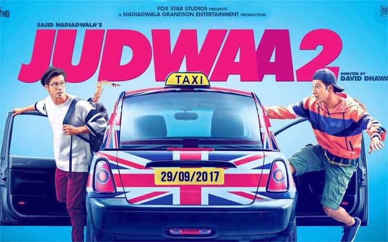 First Day Box-Office Collection: Judwaa 2 Gets A BUMPER Opening Of Rs 15.55 Crore, Lands Among The Top 5 Openers Of 2017