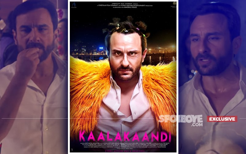 Kaalakaandi Movie Review: Saif Ali Khan's Antics Cannot Save This Loose Attempt Of Recreating Delhi Belly