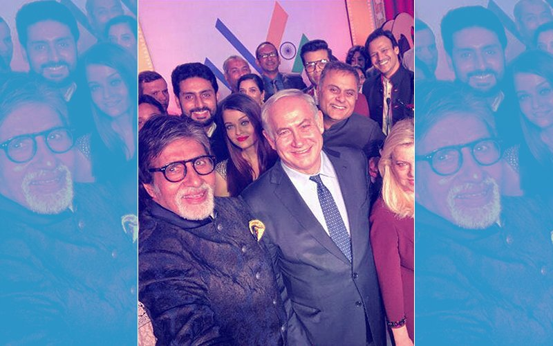 Big B's SELFIE Brings Exes Aishwarya Rai & Vivek Oberoi TOGETHER!