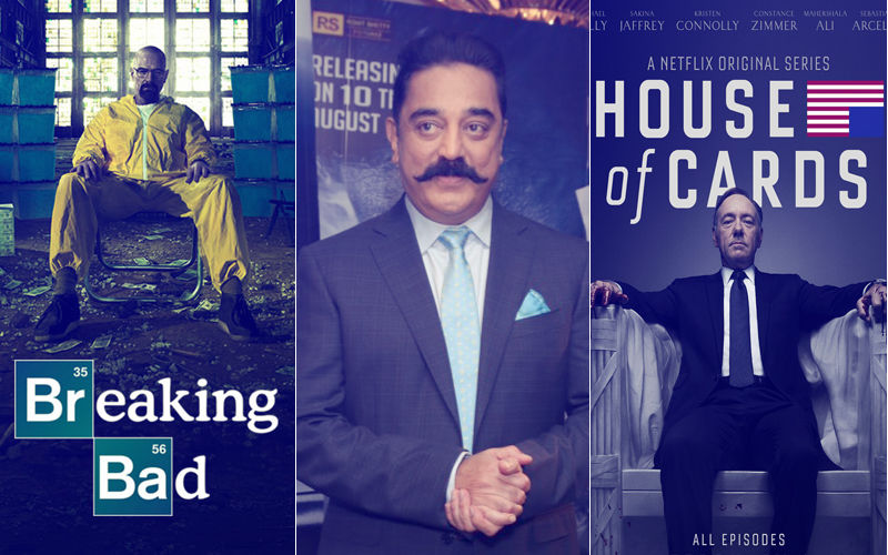 Just Binge: Kamal Haasan is currently ODing On Breaking Bad & House of Cards