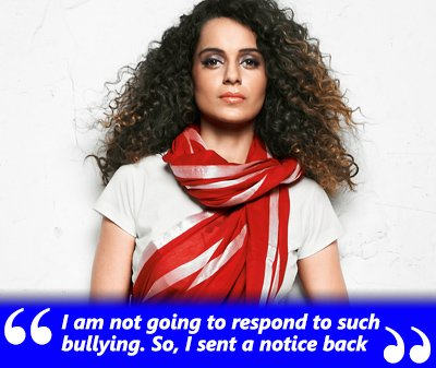 kangana ranaut exclusive interview with vickey lalwani handling bullying