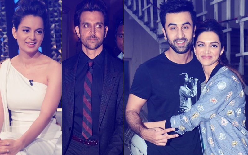 Deepika Is Meaningless. Get Physical With Me, Ranbir: KANGANA'S EMAILS TO HRITHIK