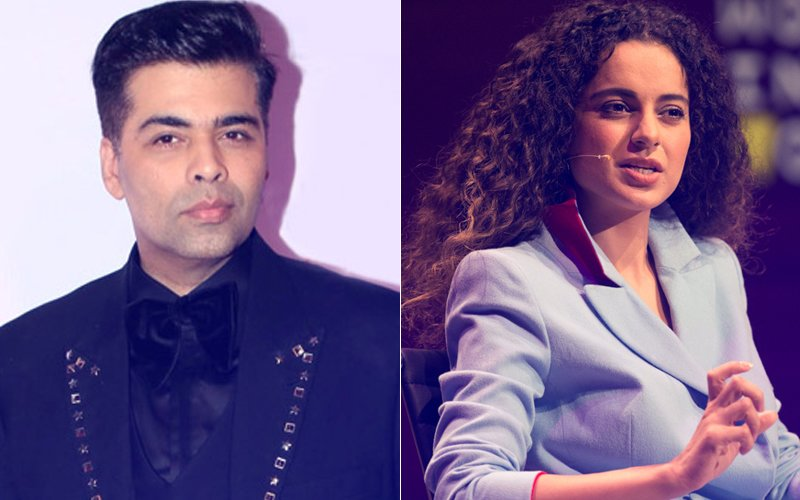 Did Karan Johar Call Kangana Ranaut 'UNGRATEFUL' In His Latest Tweet?