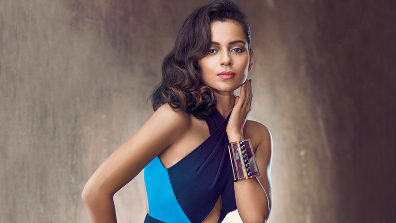 kangana ranaut poses for a photo shoot