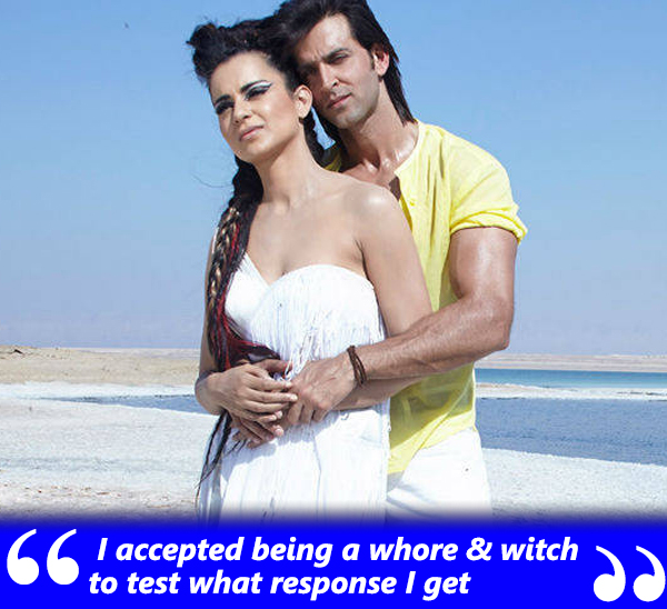 kangana ranaut talks about her fiasco with hrithik roshan