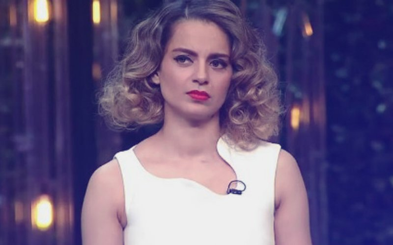 Don't Invite Me If You Don't Want Me To Talk, Says Kangana Ranaut At Simran Song Launch