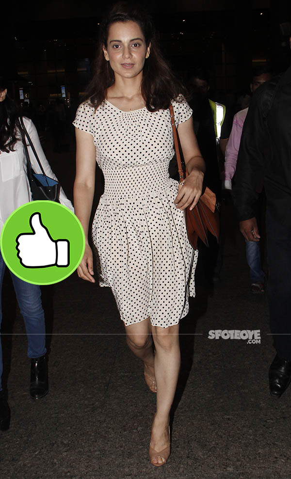 kangana ranauts travel vogue is flattering