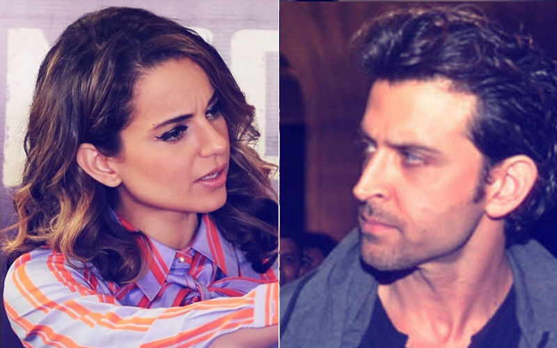 Kangana Ranaut Vs Hrithik Roshan Again: Ex-Lovers To Clash At Box-Office On Jan 25, 2019