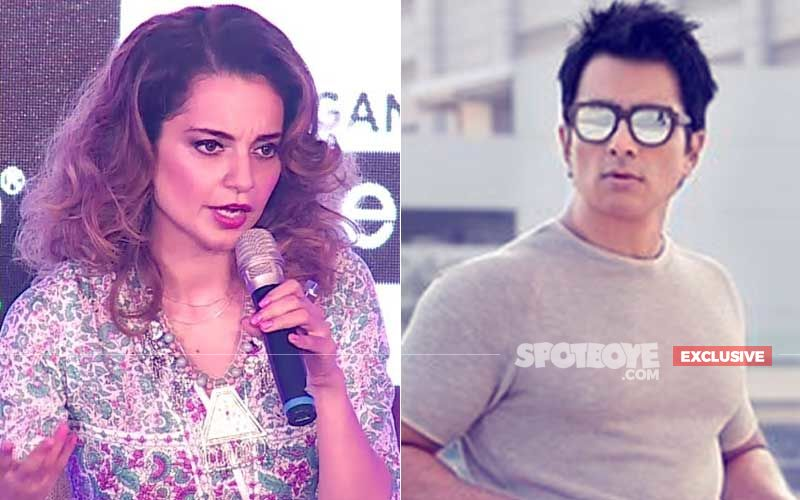 """Sonu Sood Opens Fire: Labels Kangana Ranaut """"Incompetent""""; Adds, """"Director's Gender Was Never The Issue"""""""