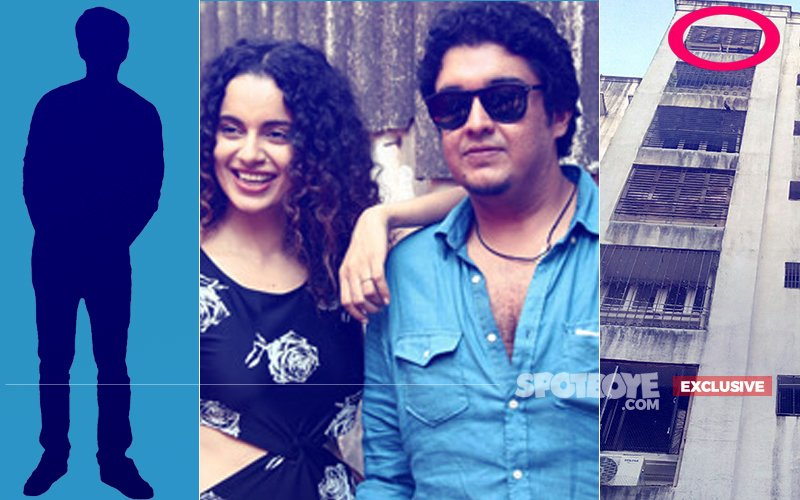 Kangana's Director Sai Kabir's Servant FALLS From 7th Floor, Skull CRASHES. Kabir Sent To DRUG REHAB