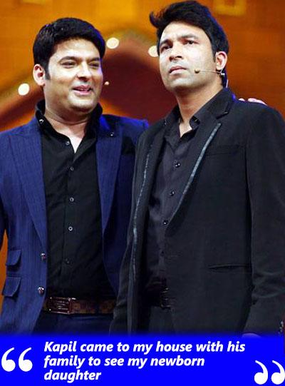 kapil and chandan