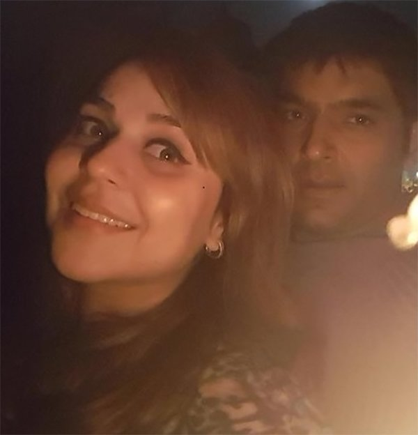 kapil and ginni