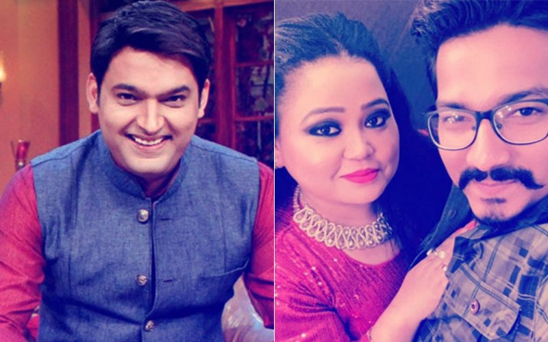 Bharti Singh Joins Kapil Sharma's Show, Confirms Fiance Harsh Limbachiyaa Is Not Part Of It