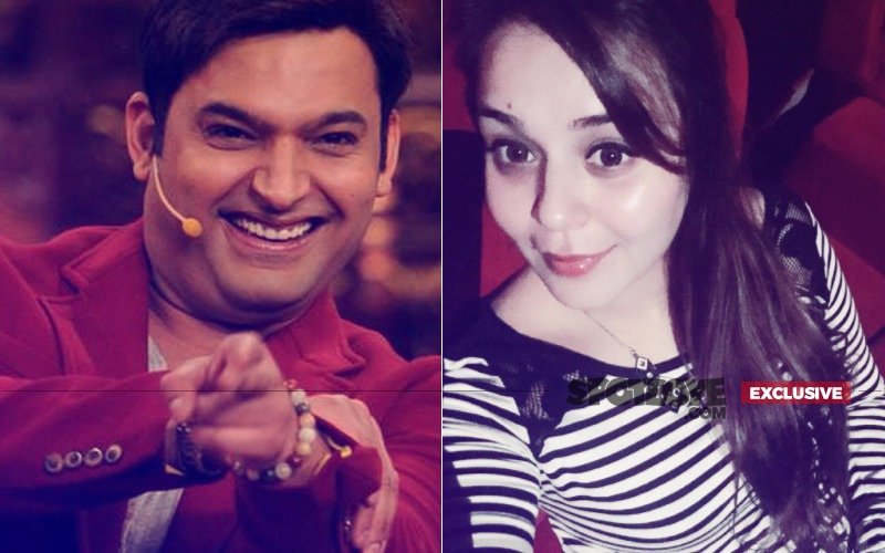 Kapil Sharma's HOT N SIZZLING Diwali: Fiancée Ginni Lands In Mumbai To Spend Quality Time With Him
