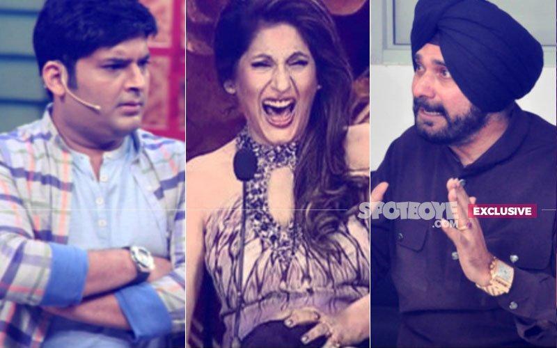 SHOCKING! Kapil Sharma & Navjot Singh Sidhu FIGHT Over Archana Puran Singh!