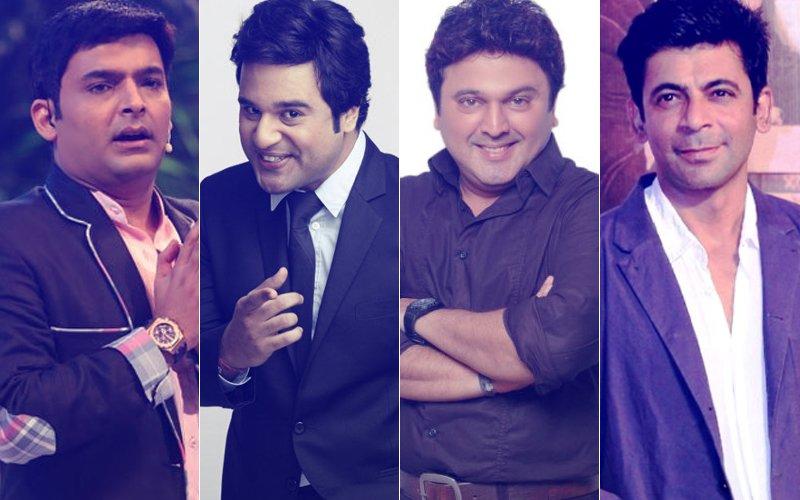 Kapil Sharma's Rival Krushna Abhishek Teams Up With Ali Asgar, Sunil Grover May Join
