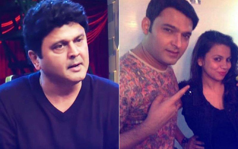 Ali Asgar: Kapil Sharma Was In Tears, Had Written Ex Preeti Simoes' Name On His Hand