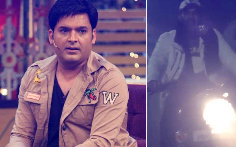 SAFETY FIRST: Police Complaint Filed Against Kapil Sharma In Amritsar
