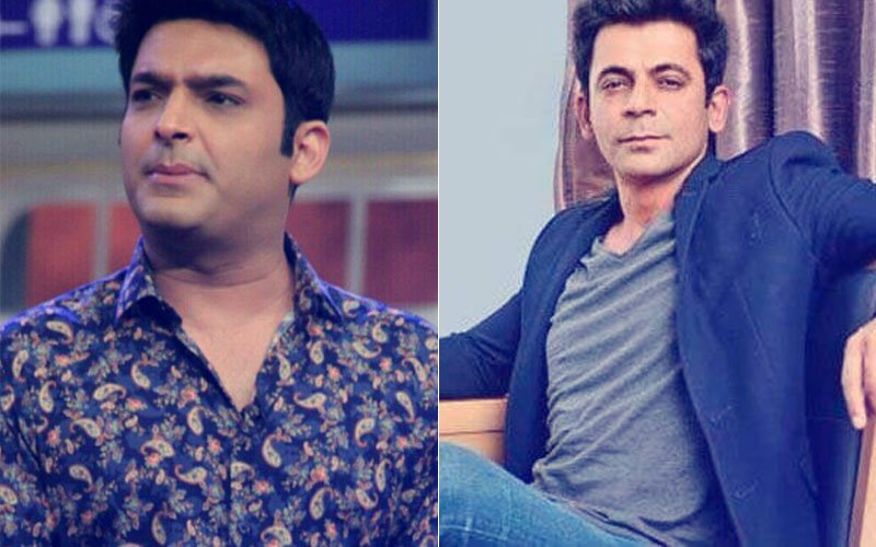 Kapil Sharma: I Have Not Adopted Sunil Grover That I Should Work With Him In Films