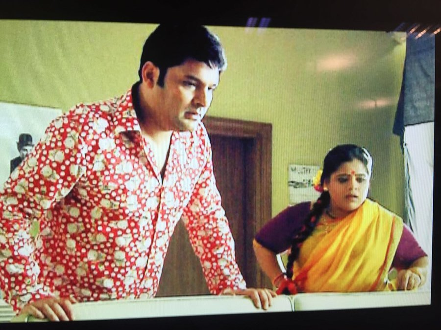 kapil sharma shoots for his upcoming game show