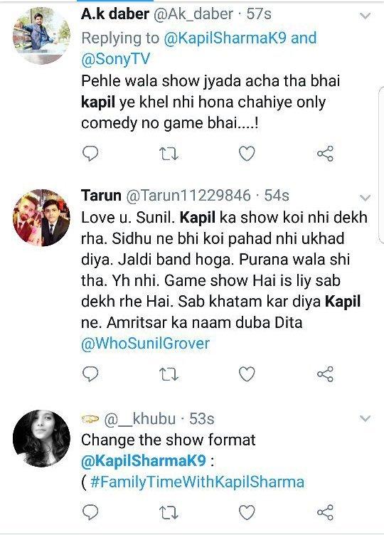 kapil sharma show trolled online
