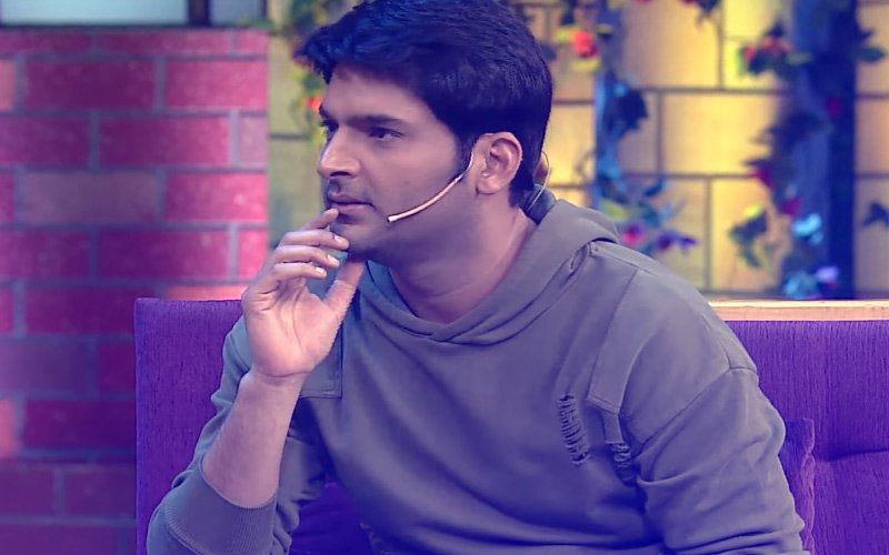 Kapil Sharma Pulls Sony Down To No.5. Is His Renewal Contract In Danger?