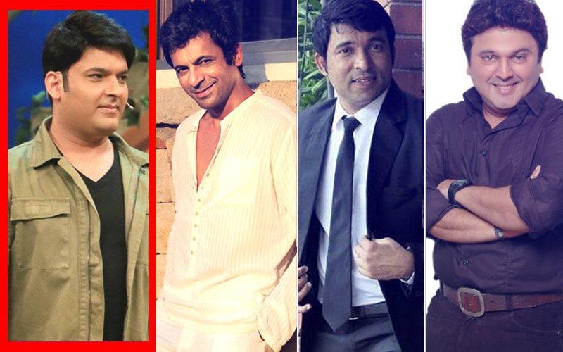 Kapil Sharma Mocks His 'In-Flight' Fight With Sunil Grover, Chandan Prabhkar & Ali Asgar In His Latest Episode