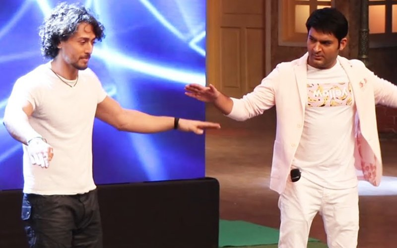 Are Kapil Sharma's Fans Riding On Tiger Shroff To Boost His New Show?
