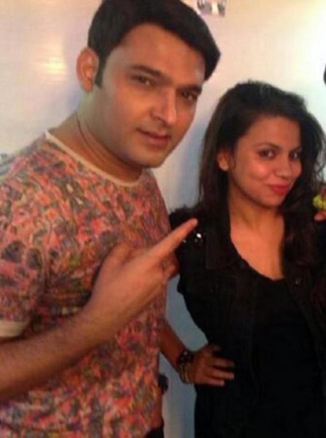 Kapil Sharma Wife Preeti Simoes