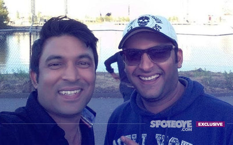 Chandan Prabhakar Returns To Kapil Sharma, Says His Love For Kapil Is Bigger Than His Self-Respect
