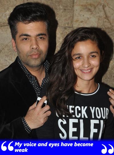 karan johar and alia bhatt