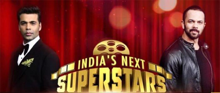 karan johar and rohit shetty judges on india next superstars