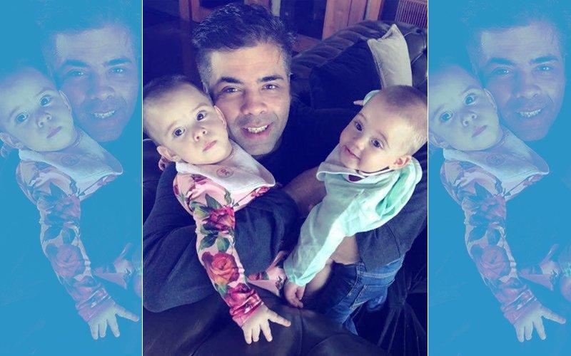 INSIDE PICS: Taimur, Misha, Aaradhya, AbRam Attend Karan Johar's Twins Yash & Roohi's First Birthday