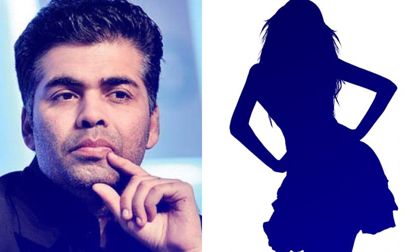 Karan Johar Casts The Girl Who Proposed To Him...