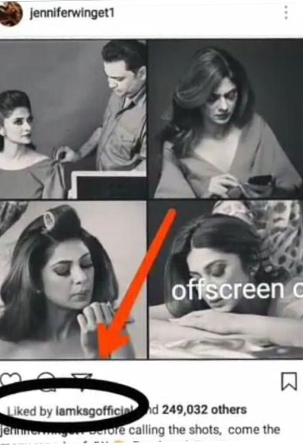 Karan Singh Grover LIKES Ex-Wife Jennifer Winget's Picture ...