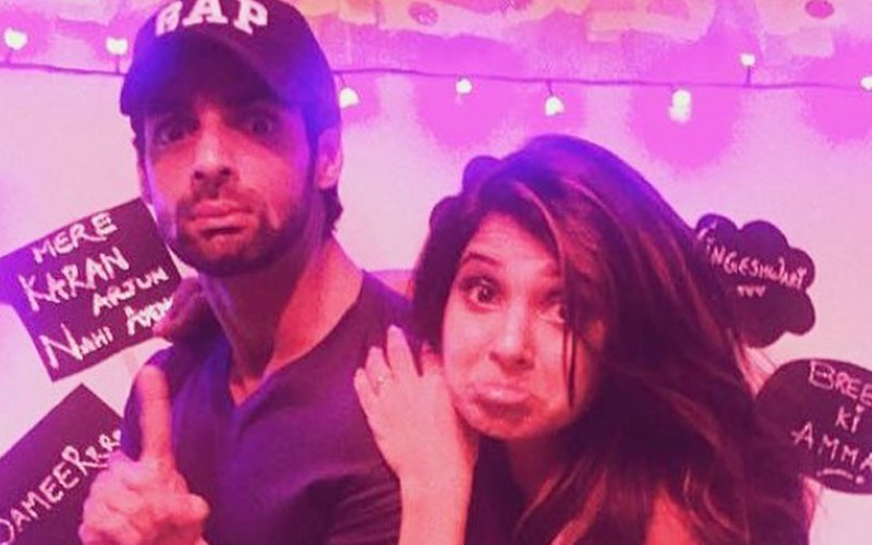 "Video: ""F**k Off... F**k Off,"" Says An Annoyed Jennifer Winget To Karan Wahi"