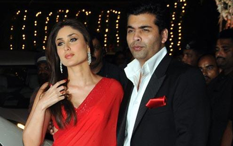 Karan Johar And Kareena Kapoor