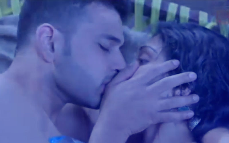 Karan Kundra And Yogita Bihani's Liplock From Dil Hi To Hai Goes Viral