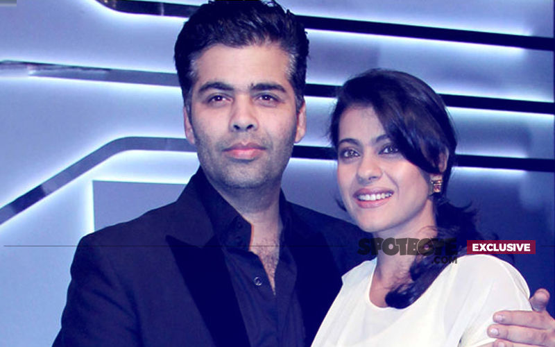 """All Is Well"" Between Kajol And Karan Johar. Actress Utters The Magic Words, Finally"