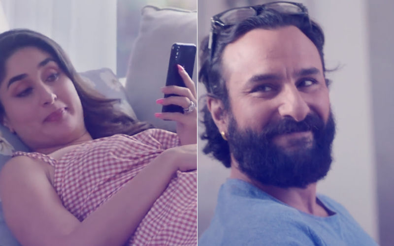 Saif Ali Khan Tells Kareena Kapoor, 'You Win'; Click To Know Why...