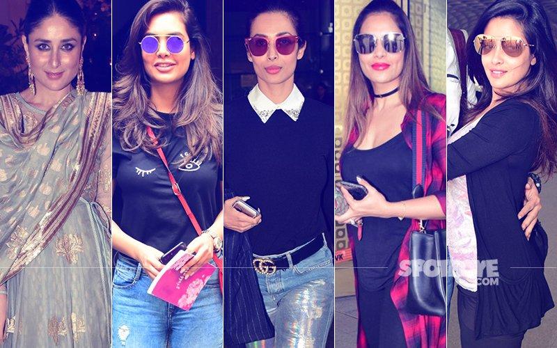 STUNNER OR BUMMER: Kareena Kapoor, Esha Gupta, Malaika Arora, Bipasha Basu Or Riya Sen?