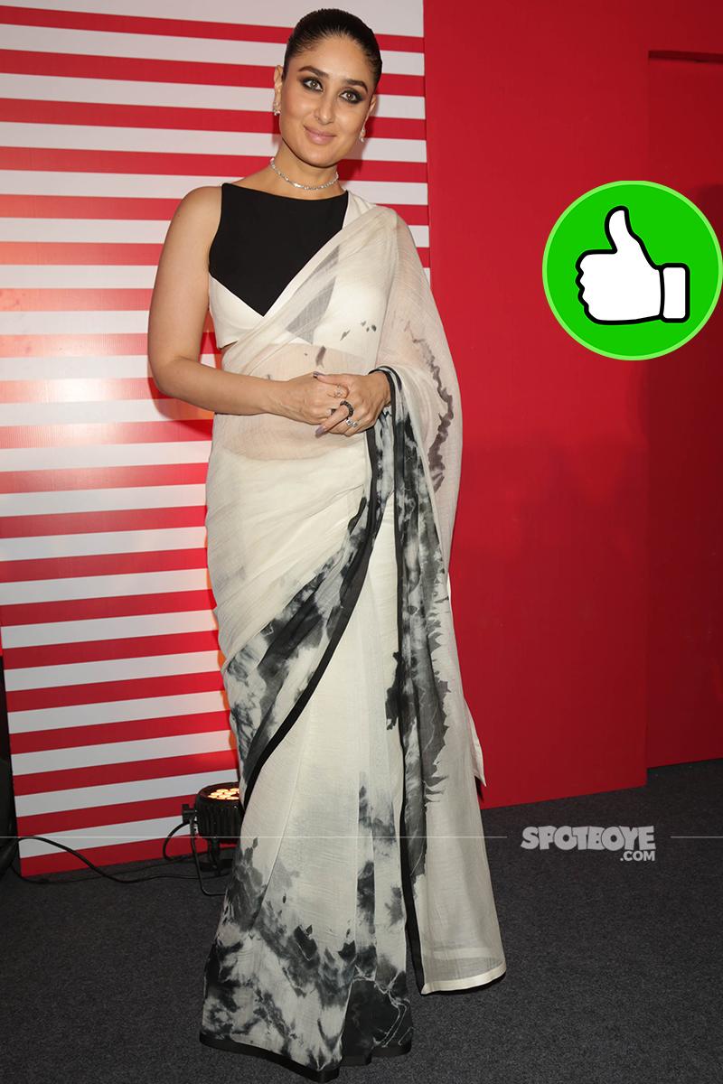 kareena kapoor at an event in delhi