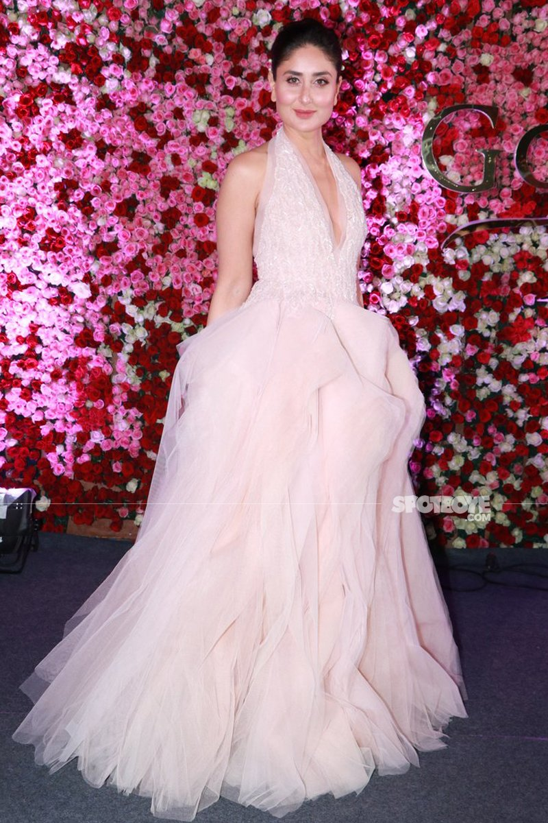 kareena kapoor at lux golden rose awards