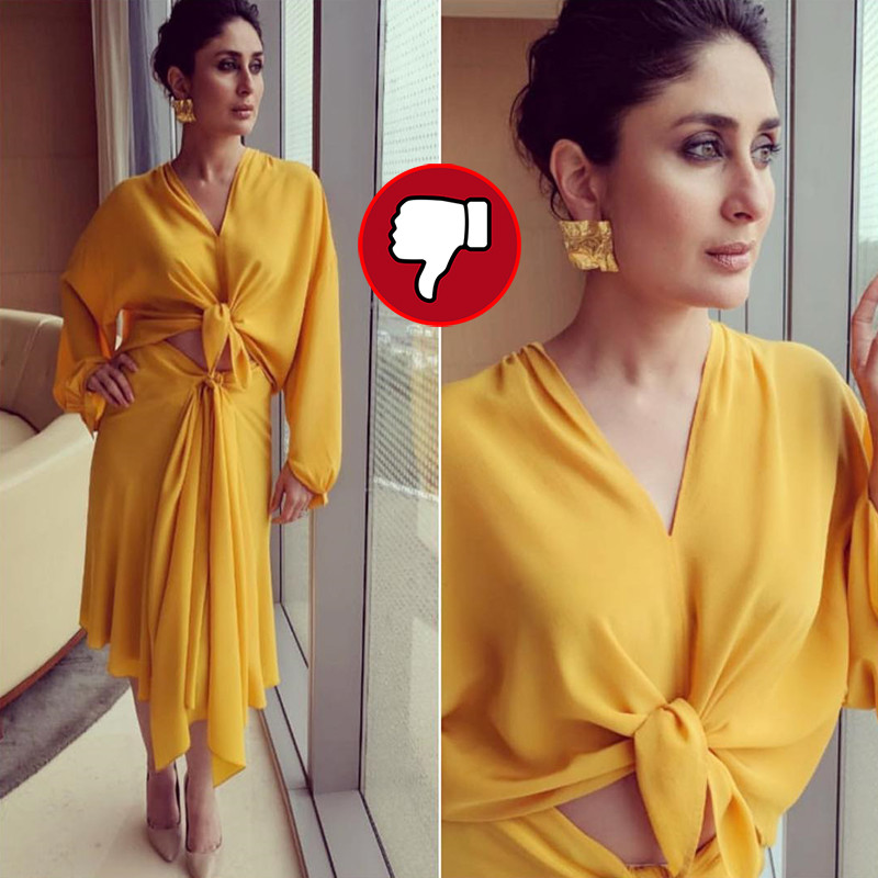 kareena kapoor snapped in delhi