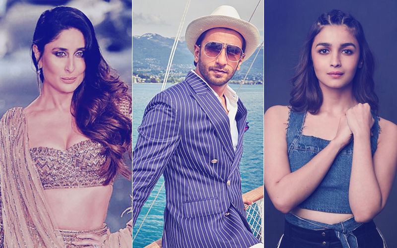 Ranveer Singh With Kareena Kapoor & Alia Bhatt In Karan Johar's Next? But Who Will He Romance?